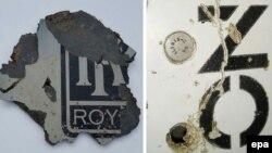 قطعاتی پیدا شده در نزدیکی آفریقای جنوبی که به احتمال خیلی زیاد بخشی از لاشه هواپیمای ناپدیدشده است