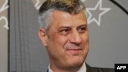 Премьер-министр Косово Хашим Тачи.