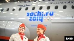 """Рейсы в олимпийский Сочи поддержат низкобюджетную """"дочку"""" """"Аэрофлота"""" на лету"""