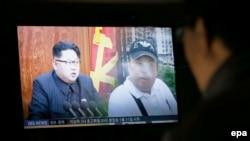 Televiziunea sud-coreană anunță știrea uciderii lui Kim Jong Nam