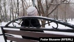 Елена Жданова, которой грозит принудительное психиатрическое обследование