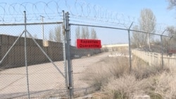 Kyrgyz Quarantine Quarters Called 'Horribly Cold And Dirty'
