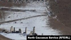 Башни Ингушетии (архивное фото)