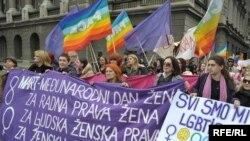 Demonstracije u Beogradu, Foto: Vesna Anđić