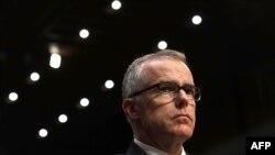 Andrew McCabe, zamjenik direktora FBI