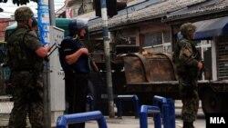Полициската акција во Куманово