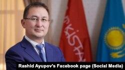 Kazakhstan - Rashid Ayupov, the mayor of Turkistan city, the capital city of Turkistan region