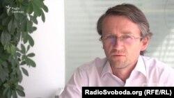 Аналітик Олександр Паращій (архівне фото)