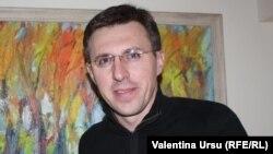 Primarul Chişinăului, Dorin Chirtoacă, la Vilnius