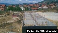Gradnja naselja Poljine Hills