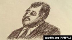 """""""Портрет""""-и Ҳаёт Шарифхоҷаев"""