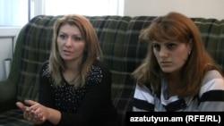 Հայաստան -- «Նորաշեն 2007» սպառողական կոոպերատիվի անդամները «Ազատություն» ռադիոկայանի հետ զրույցում դժգոհում են իրենց նկատմամբ անարդար վերաբերմունքից, Երեւան, 12-ը հունվարի, 2012թ.
