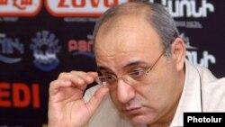 Председатель Объединенной рабочей партии Гурген Арсенян