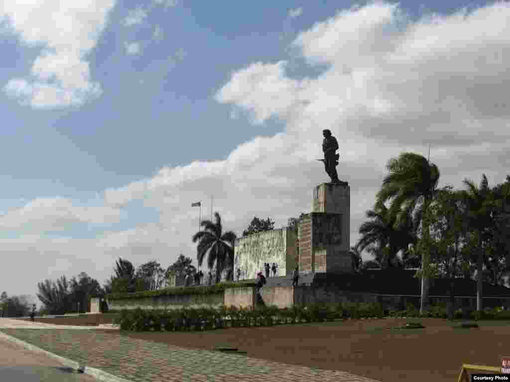 Санта-Клара, площадь Революции