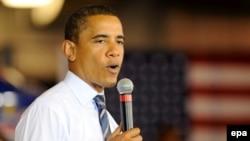 Обама описал своего партнера столь туманно, что журналисты окончательно потерялись в догадках - кто же станет кандидатом в вице-президенты