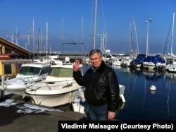 Володимир Мальсагов тепер живе у Франції