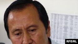 Қаһарман Қожамбердиев, Бүкіләлемдік ұйғыр конгресі төрағасының орынбасары, Қазақстан ұйғырларының жетекшісі.