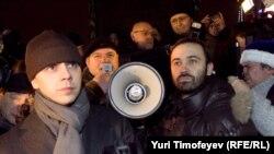 Встреча в поддержку Сергея Удальцова