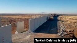 Granica Sirije i Turske