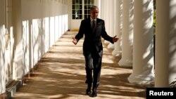 Barack Obama Ağ evdə