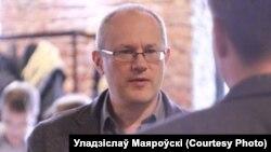 """Сузаснавальнік """"Крумкачоў"""" Уладзіслаў Маяроўскі"""