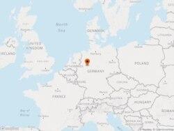 Місто Реда-Віденбрюк на мапі