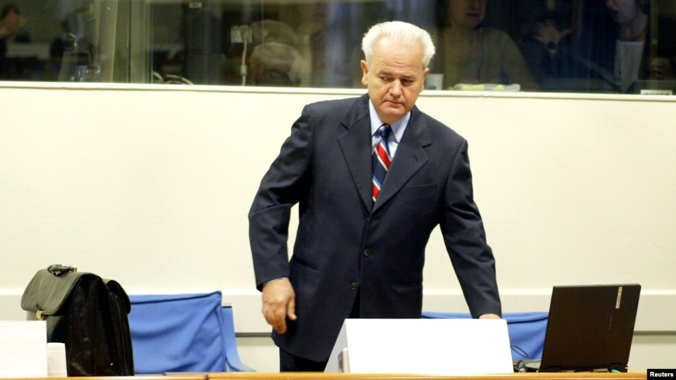 One of the book's conclusions is that Milosevic's decision to represent himself in the trial did him no favors, and frequently undermined his denials of guilt.