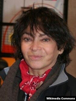 Livanlı rejissor Jocelyne Saab