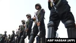 Pakistan polisiýasy