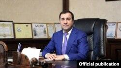Магомед Джелилов, глава Дербентского района Дагестана (фото с официального сайта)