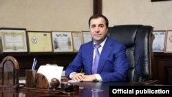 Магомед Джелилов, глава Дербентского района Дагестана