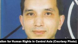 Эркин Мусаев, бывший сотрудник ООН и бывший чиновник правительства Узбекистана до заключения его в тюрьму.