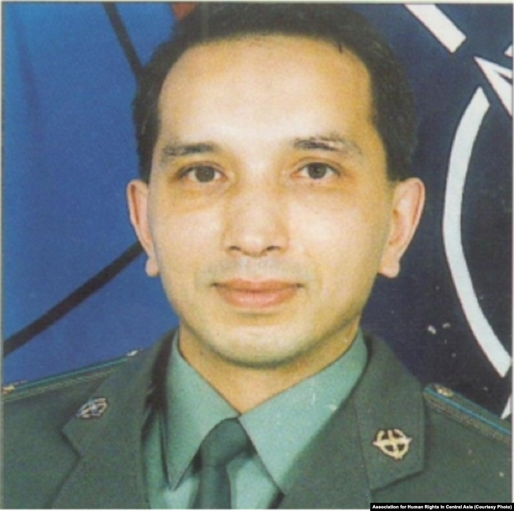 Erkin Musaev served in the Ministry of Defense and then the United Nations Development Program (UNDP) before being imprisoned on espionage charges in 2006.