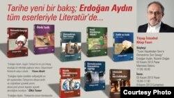 Erdoğan Aydin və kitabları