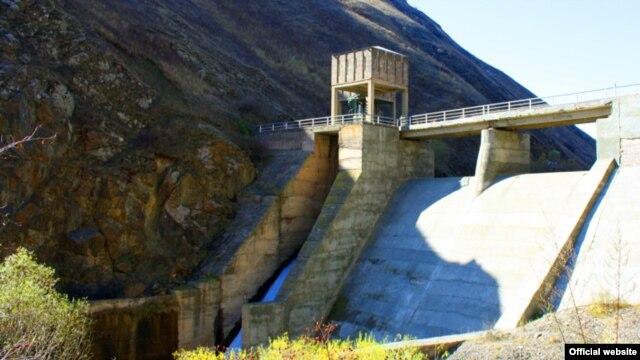 Armenia - Vorotan Hydropower station, undated