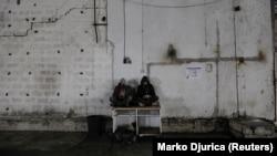 "Migranti u kampu ""Bira"" kod Bihaća, fotoarhiv"