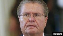 Колишній міністр економічного розвитку Росії Олексій Улюкаєв