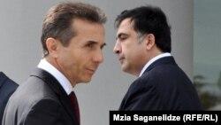 Саакашвили представил Иванишвили на пост премьер-министра страны