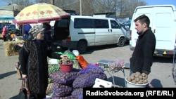 Ринок окупованого Донецька