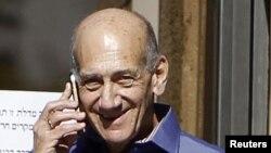 Ish-kryeministri i Izraelit, Ehud Olmert