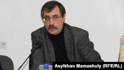 Евгений Жовтис, директор Казахстанского бюро по правам человека.