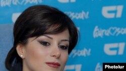 Երգչուհի Էմմին կներկայացնի Հայաստանը «Եվրատեսիլ 2011»