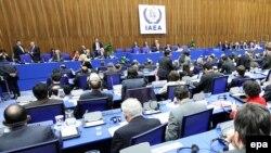 شورای حکام آژانس بین المللی انرژی اتمی.