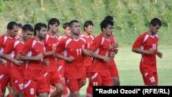 Состав национальной сборной Таджикистана по футболу, 24 августа 2011 года.