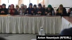 Збори організації «Кримська солідарність», архівне фото