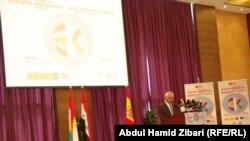 جانب من المؤتمر الإقتصادي في أربيل