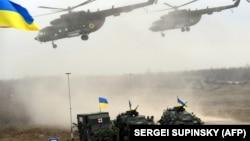 Ілюстраційне фото. Українські військові на полігоні в Житомирській області, 21 листопада 2018 року