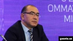 Асадҷон Хоҷаев, сухангӯи президенти Узбакистон