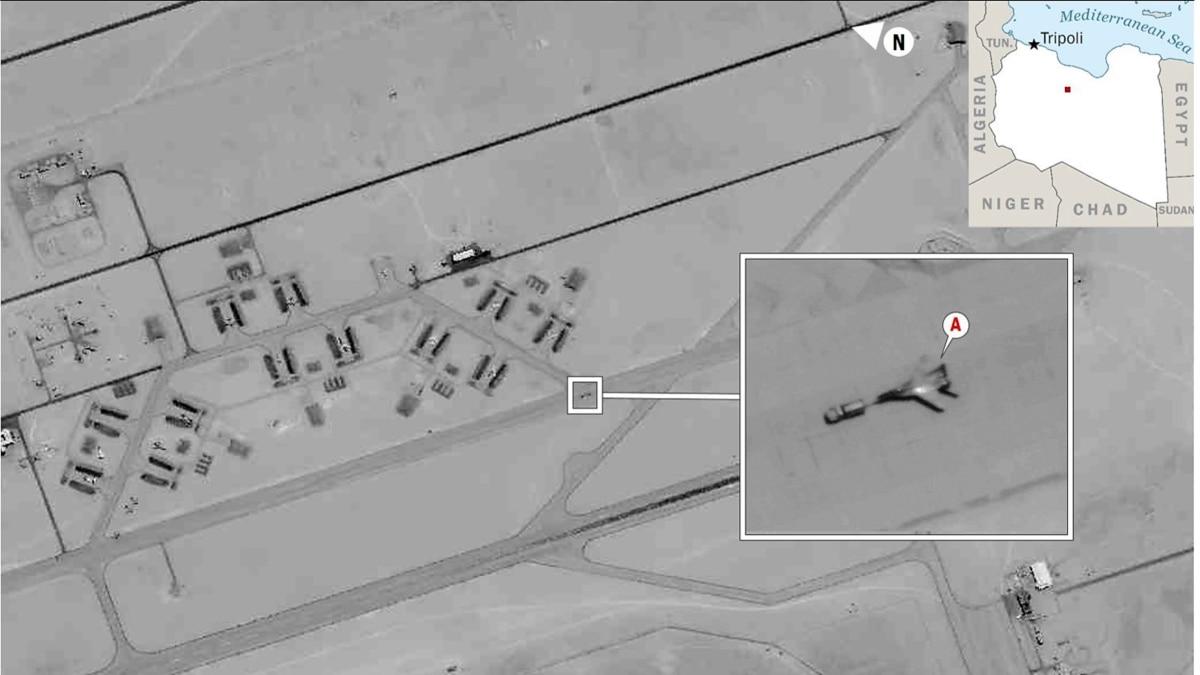 Россия передала Сирии «вторую партию» военных самолетов