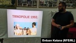Skup sjećanja na žrtve u logoru Trnopolje, 5. avgust 2020.